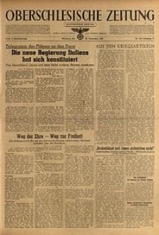 Oberschlesische Zeitung, 1943, Jg. 75, Nr. 269
