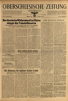 Oberschlesische Zeitung, 1943, Jg. 75, Nr. 283