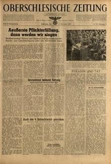 Oberschlesische Zeitung, 1943, Jg. 75, Nr. 312