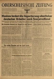 Oberschlesische Zeitung, 1943, Jg. 75, Nr. 315