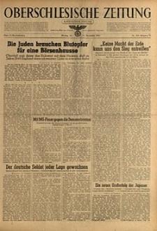Oberschlesische Zeitung, 1943, Jg. 75, Nr. 316