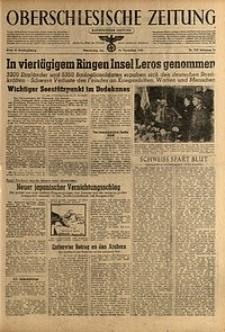 Oberschlesische Zeitung, 1943, Jg. 75, Nr. 319