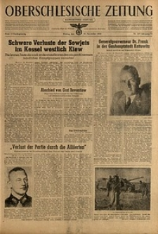 Oberschlesische Zeitung, 1943, Jg. 75, Nr. 327