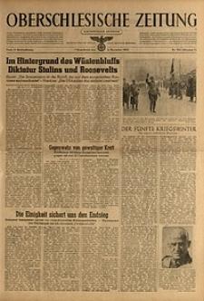 Oberschlesische Zeitung, 1943, Jg. 75, Nr. 335