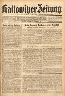Kattowitzer Zeitung, 1934, Jg. 66, Nr. 90