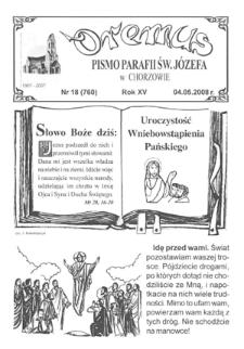 Oremus, 2008, R.15, nr18 (760)
