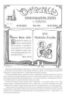 Oremus, 2009, R.16, nr29 (823)