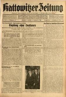 Kattowitzer Zeitung, 1935, Jg. 67, Nr. 109