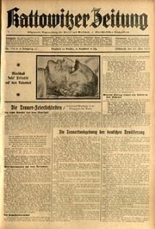 Kattowitzer Zeitung, 1935, Jg. 67, Nr. 112