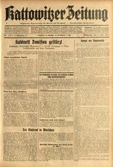 Kattowitzer Zeitung, 1935, Jg. 67, Nr. 129