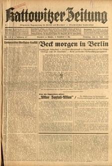 Kattowitzer Zeitung, 1935, Jg. 67, Nr. 149