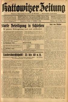 Kattowitzer Zeitung, 1935, Jg. 67, Nr. 207