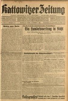 Kattowitzer Zeitung, 1935, Jg. 67, Nr. 218