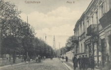 Częstochowa. Aleja III