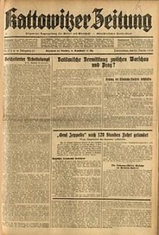 Kattowitzer Zeitung, 1935, Jg. 67, Nr. 275