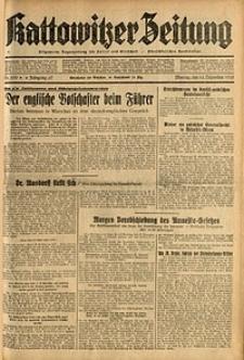 Kattowitzer Zeitung, 1935, Jg. 67, Nr. 290