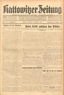 Kattowitzer Zeitung, 1939, Jg. 71, Nr. 53