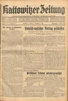 Kattowitzer Zeitung, 1939, Jg. 71, Nr. 95