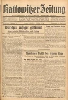 Kattowitzer Zeitung, 1939, Jg. 71, Nr. 102