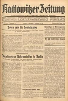 Kattowitzer Zeitung, 1939, Jg. 71, Nr. 113