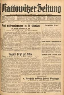 Kattowitzer Zeitung, 1939, Jg. 71, Nr. 119