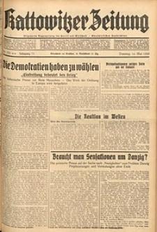 Kattowitzer Zeitung, 1939, Jg. 71, Nr. 133