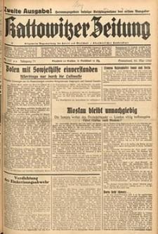 Kattowitzer Zeitung, 1939, Jg. 71, Nr. 137