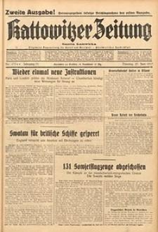 Kattowitzer Zeitung, 1939, Jg. 71, Nr. 173