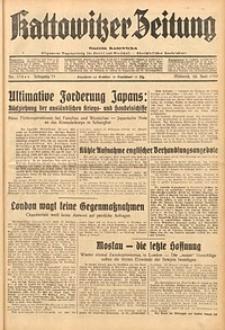 Kattowitzer Zeitung, 1939, Jg. 71, Nr. 174