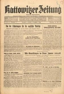 Kattowitzer Zeitung, 1939, Jg. 71, Nr. 199