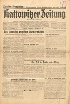 Kattowitzer Zeitung, 1939, Jg. 71, Nr. 200