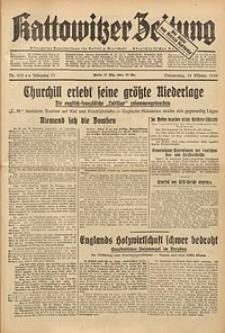 Kattowitzer Zeitung, 1939, Jg. 71, Nr. 275