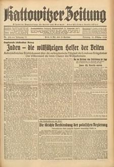 Kattowitzer Zeitung, 1939, Jg. 71, Nr. 294