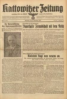 Kattowitzer Zeitung, 1939, Jg. 71, Nr. 302
