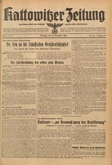 Kattowitzer Zeitung, 1939, Jg. 71, Nr. 314