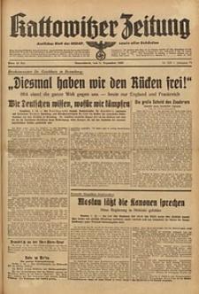 Kattowitzer Zeitung, 1939, Jg. 71, Nr. 326