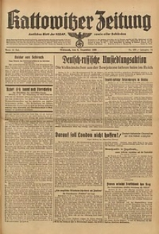 Kattowitzer Zeitung, 1939, Jg. 71, Nr. 330