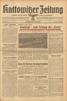 Kattowitzer Zeitung, 1939, Jg. 71, Nr. 340