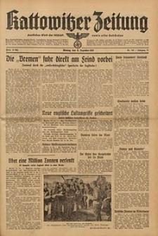 Kattowitzer Zeitung, 1939, Jg. 71, Nr. 342