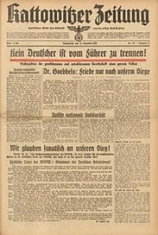 Kattowitzer Zeitung, 1939, Jg. 71, Nr. 347