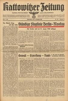 Kattowitzer Zeitung, 1939, Jg. 71, Nr. 350