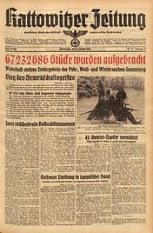 Kattowitzer Zeitung, 1942, Jg. 74, Nr. 14