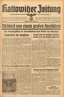 Kattowitzer Zeitung, 1942, Jg. 74, Nr. 23