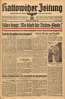 Kattowitzer Zeitung, 1942, Jg. 74, Nr. 45