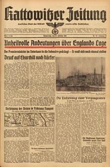 Kattowitzer Zeitung, 1942, Jg. 74, Nr. 49