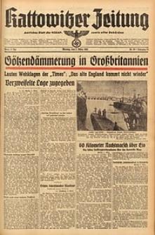 Kattowitzer Zeitung, 1942, Jg. 74, Nr. 60