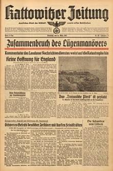 Kattowitzer Zeitung, 1942, Jg. 74, Nr. 89