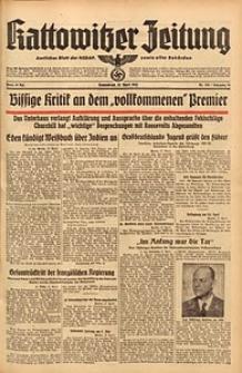 Kattowitzer Zeitung, 1942, Jg. 74, Nr. 105