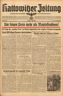 Kattowitzer Zeitung, 1942, Jg. 74, Nr. 118