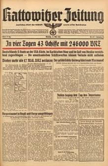 Kattowitzer Zeitung, 1942, Jg. 74, Nr. 127
